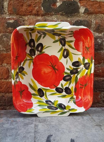 PICOBELLA Ovenschaal tomaat olijf