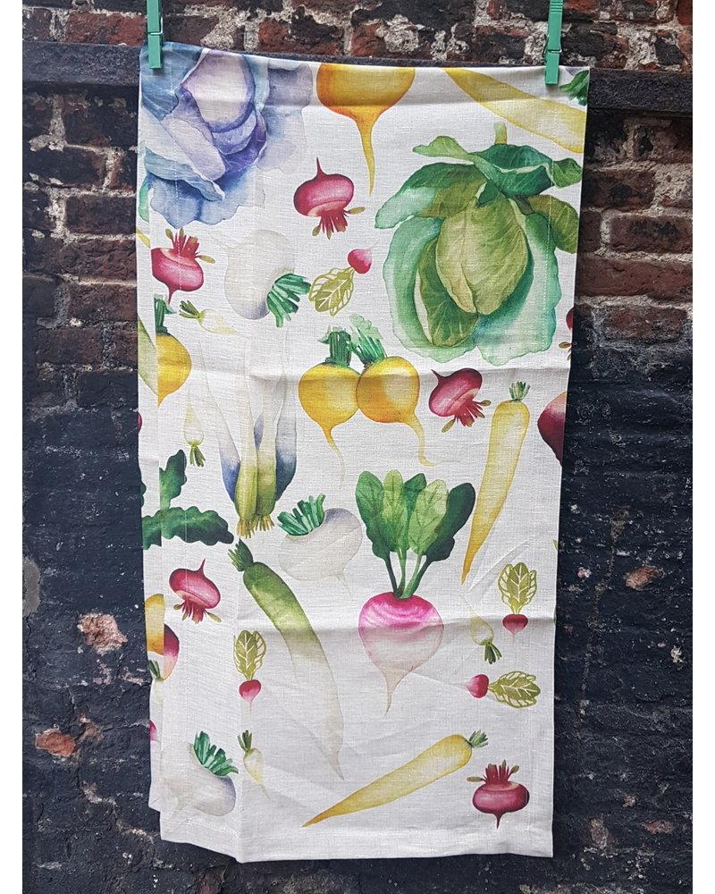 Tessitura Groente loper 45 x 170 cm
