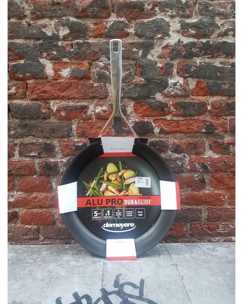 DeMeyere DeMeyere Alu Pro Koekenpan 26 cm