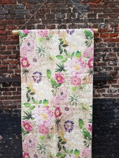 Tessitura La vie en rose  tafelkleed 160 x 230 cm