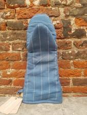 Ovenwant Blauw streep