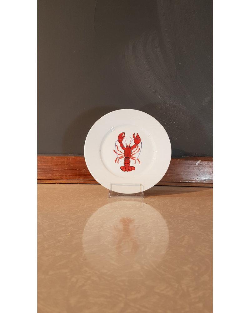 Fabienne Chapot Cake Plate Lobster 17 cm