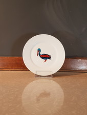 Fabienne Chapot Cake Plate Pelican 17cm