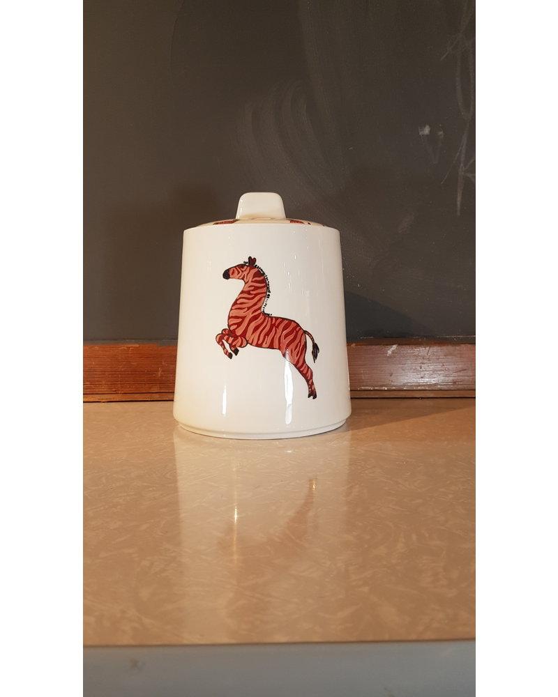 Fabienne Chapot Storage Jar Zebra 3000ml