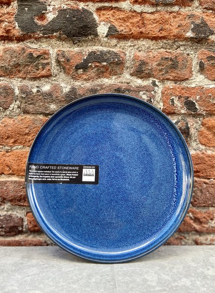 Asa Saisons Dessert Plate 'Midnight Blue'