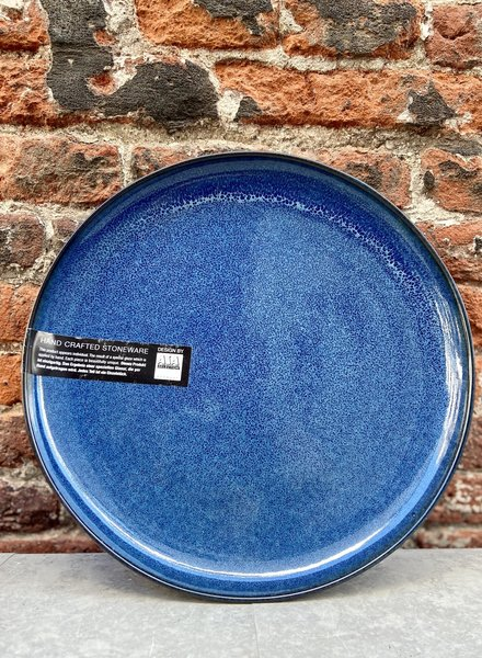 Asa Saisons Dinner Plate 'Midnight Blue'