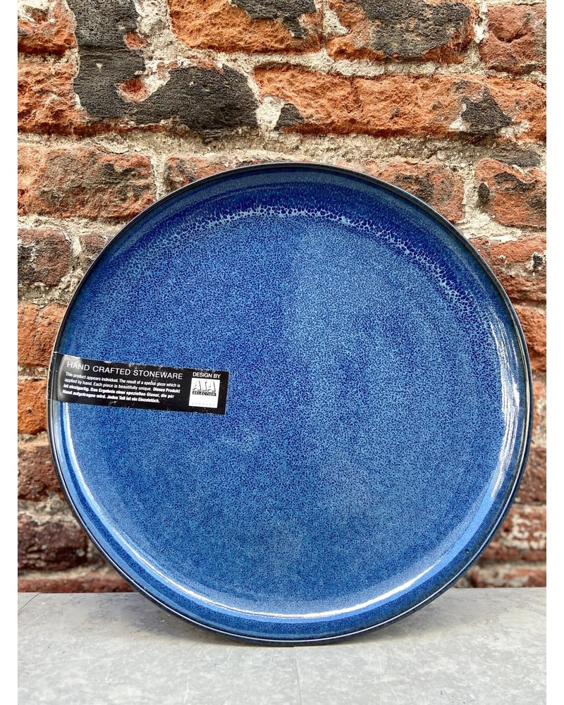 Asa ASA Saisons Dinner Plate 'Midnight Blue'