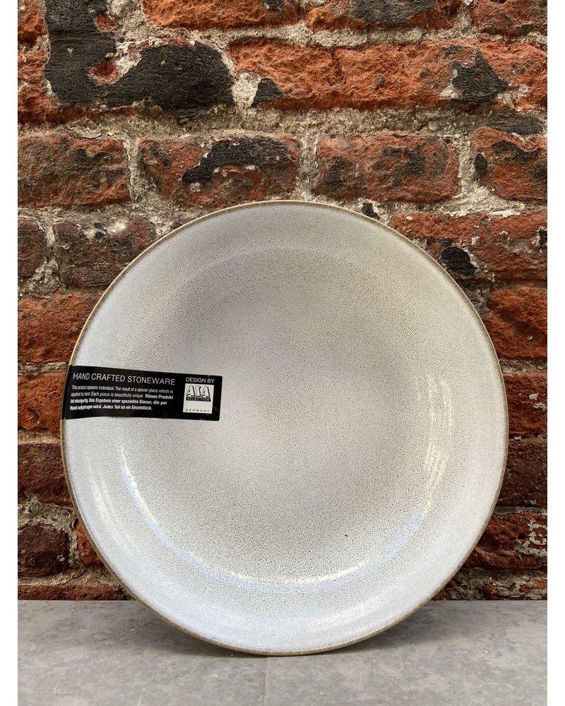 Asa ASA Saisons Pasta Plate 'Sand'