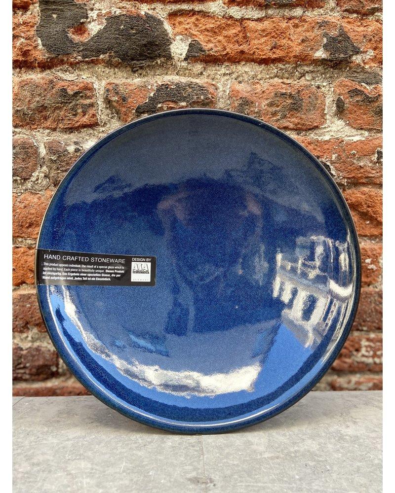 Asa ASA Saisons Gourmet Plate 'Midnight Blue'