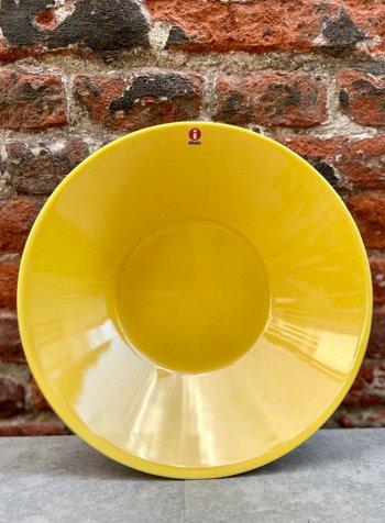 Iittala Teema Deep Plate 21 cm 'Honey'