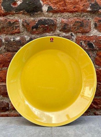 Iittala Teema Plate 21 cm 'Honey'