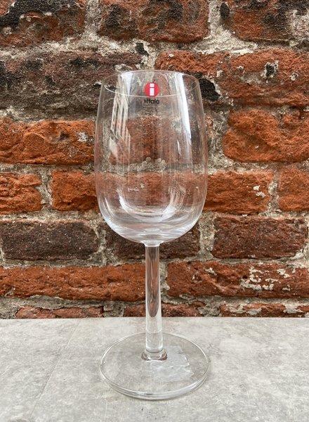 Iittala Raami Wit Wijnglas