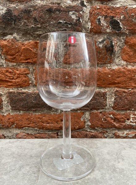 Iittala Raami Rood Wijnglas
