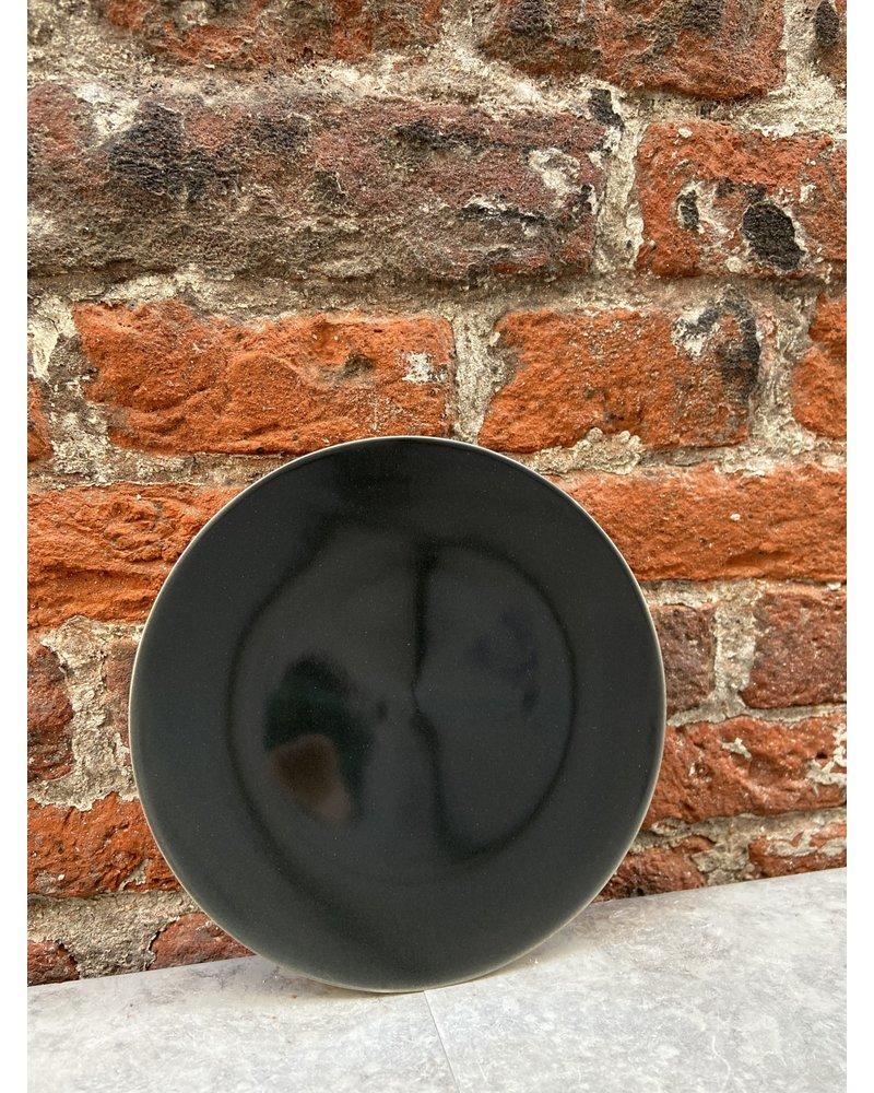 Serax Ann Demeulemeester Plate 14 cm 'Black'