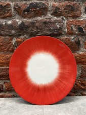 Serax Plate 14 cm 'Off White/Red' v.5