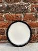 Serax Ann Demeulemeester Plate 14 cm 'Off White/Black' v.3