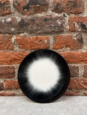 Serax Plate 14 cm 'Off White/Black' v.5