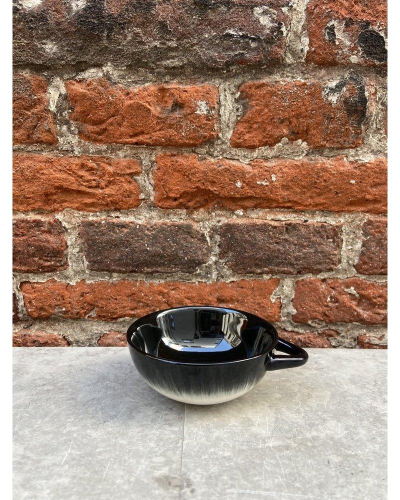 Serax Ann Demeulemeester Espresso Cup 'Off White/Black' v. B