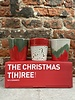 HK living HK living Ceramic 70's Mugs: the Christmas T(h)ree