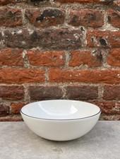 Asa à Table Ligne Noir Bowl 15,5 x 5 cm