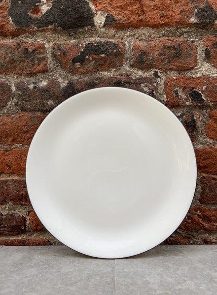 Asa à Table Ligne Noir Dessert Plate
