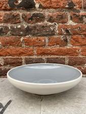 Bitossi Sorbetto Deep Plate 'Stone'