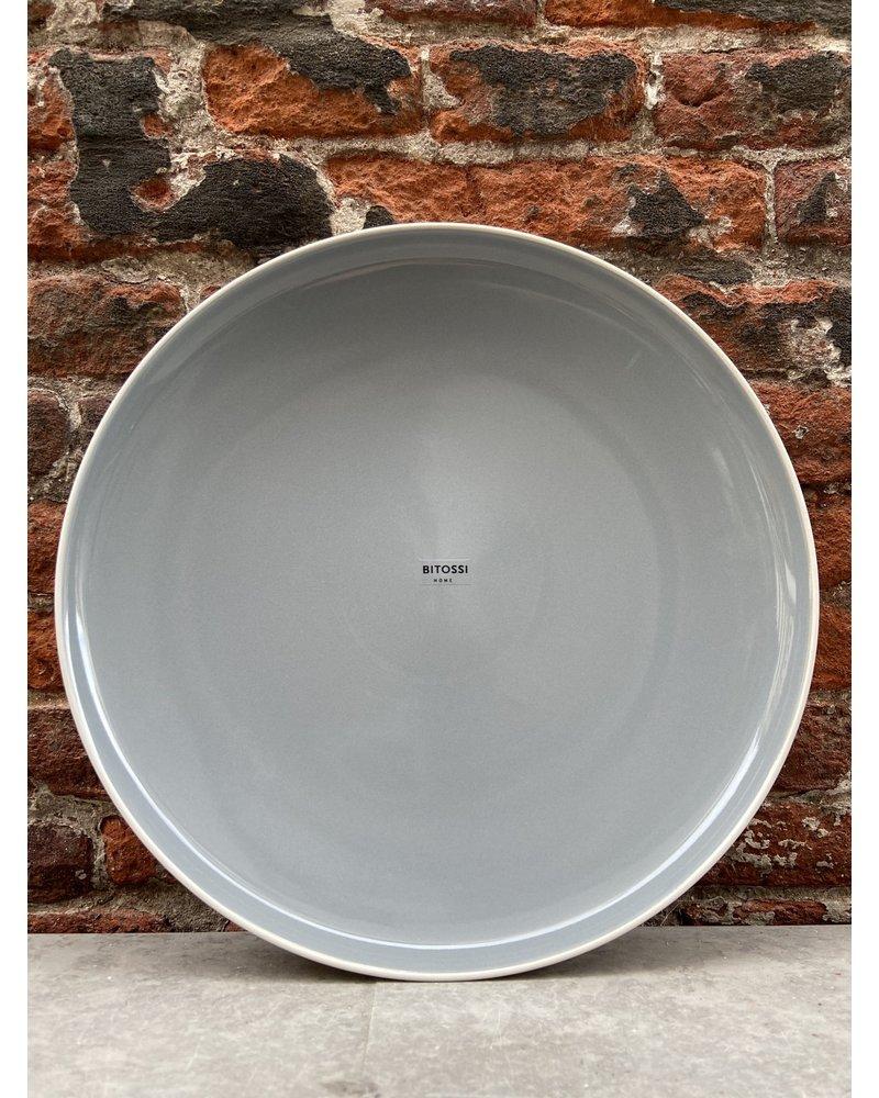 Bitossi Bitossi Sorbetto Dinner Plate 'Stone'