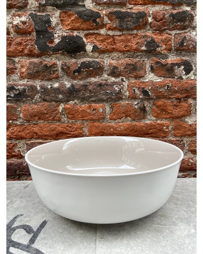 Bitossi Bitossi Sorbetto Salad Bowl 'Licorice'