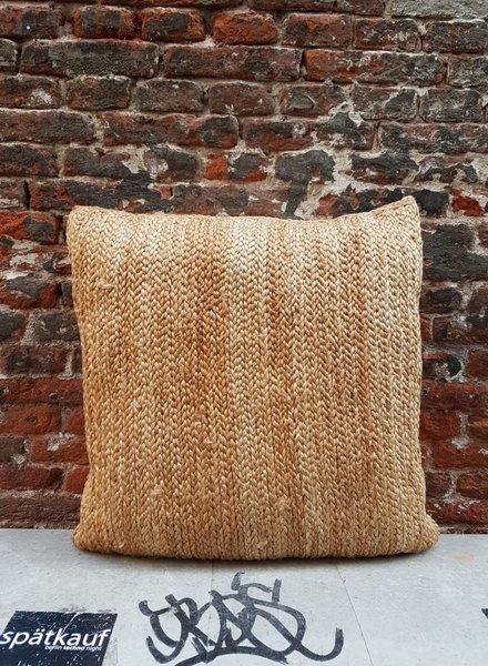 Original Home Jute Cushion 50 x 50 cm