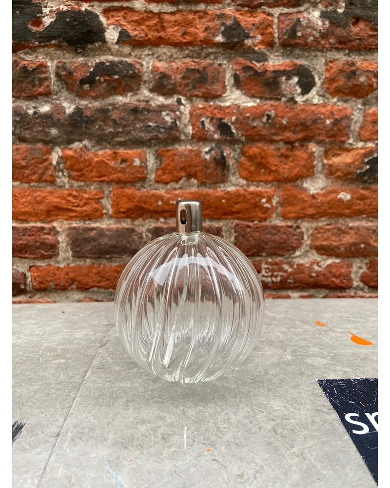 Bazar de Luxe Bazardeluxe Olielampje  Sphere Striee S