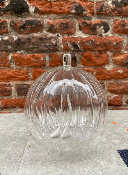 Bazar de Luxe Olielampje  Sphere Striee XL