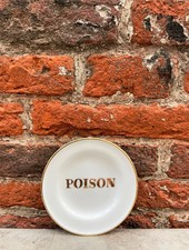 Bitossi Funky Table Little Plate 'Poison'
