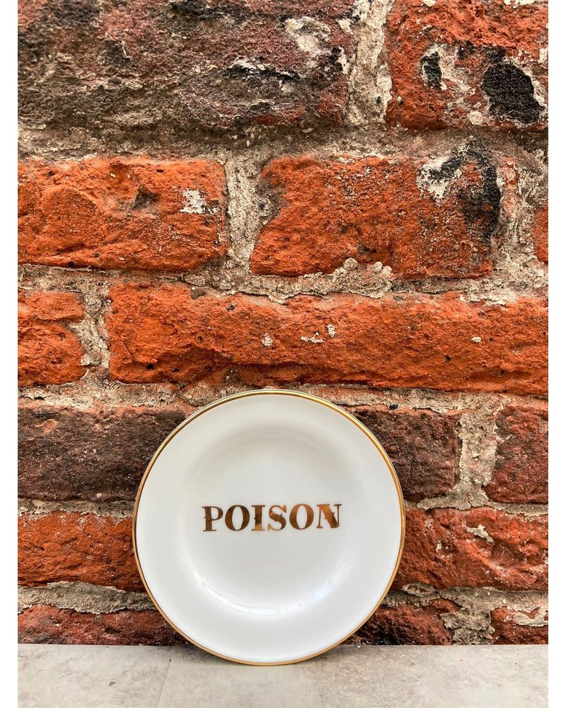 Bitossi Bitossi Funky Table Little Plate 'Poison'