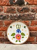 Bitossi Bitossi Funky Table Plate 'Flower Eye'