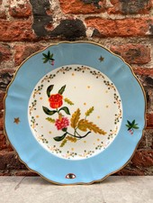 Bitossi Funky Table Dinner Plate 'Floral'