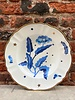 Bitossi Bitossi Funky Table Deep Plate 'Blue Flower'