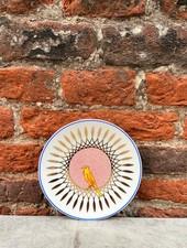 Bitossi Bel Paese Little Plate 'Little Bird'