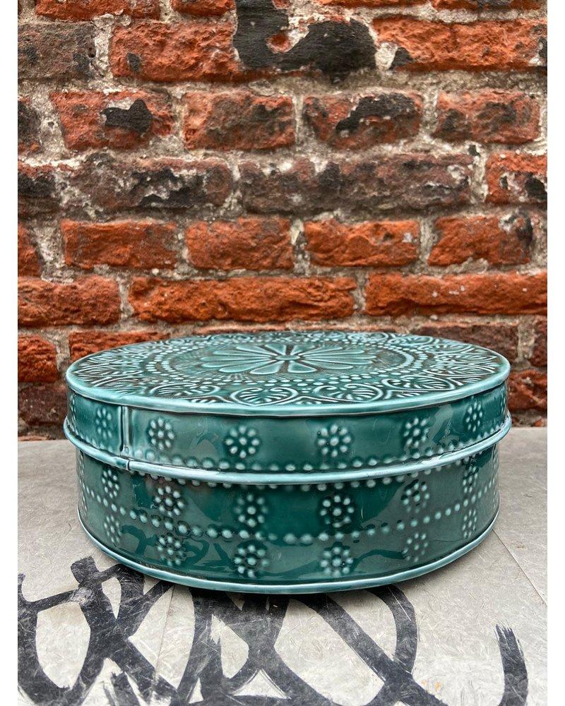 Bazar de Luxe Bazardeluxe Blik Berbere 'Kaki'