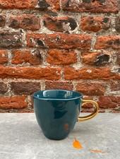 UNC Good Morning Cup Mini 'Blue Green'