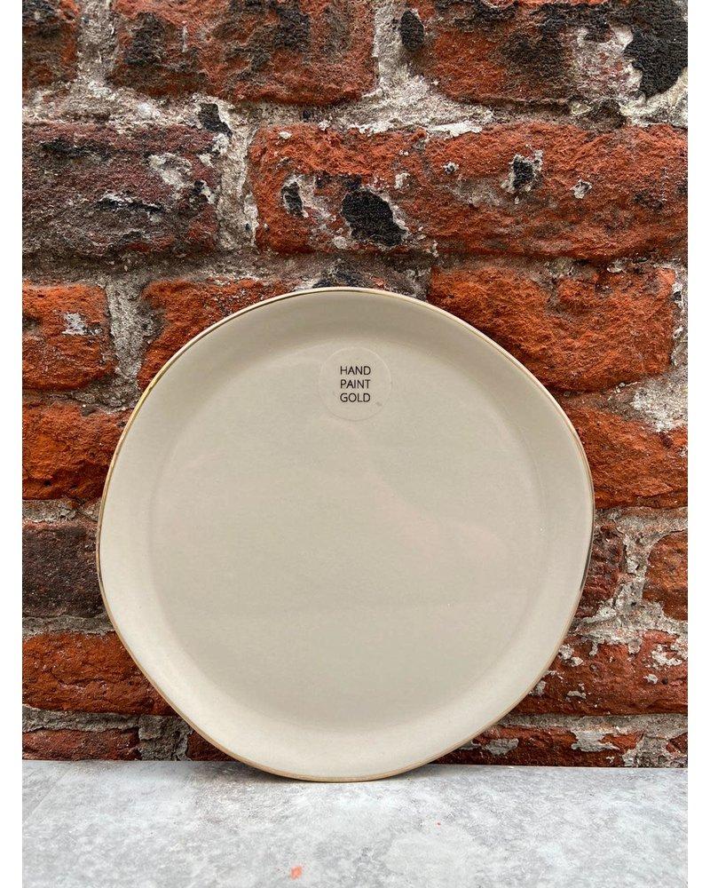 UNC UNC Good Morning Plate 'Gray Morn'