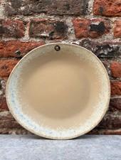 HK living Ceramic 70's Side Plate 'Bark'