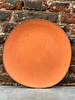 HK living HK living Bold & Basic Ceramics: Dinner Plate 'Peach'