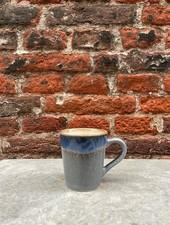 HK living Ceramic 70's Espresso Mug  'Ocean'