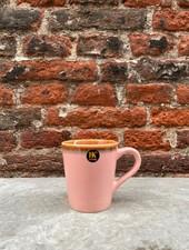 HK living Ceramic 70's Espresso Mug  'Pink'