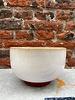 HK living HK living Ceramic 70's Noodle Bowl 'Frost'
