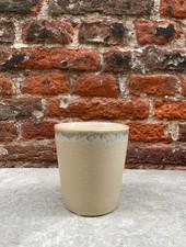 HK living Ceramic 70's Mug  'Bark'