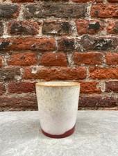 HK living Ceramic 70's Mug  'Frost'