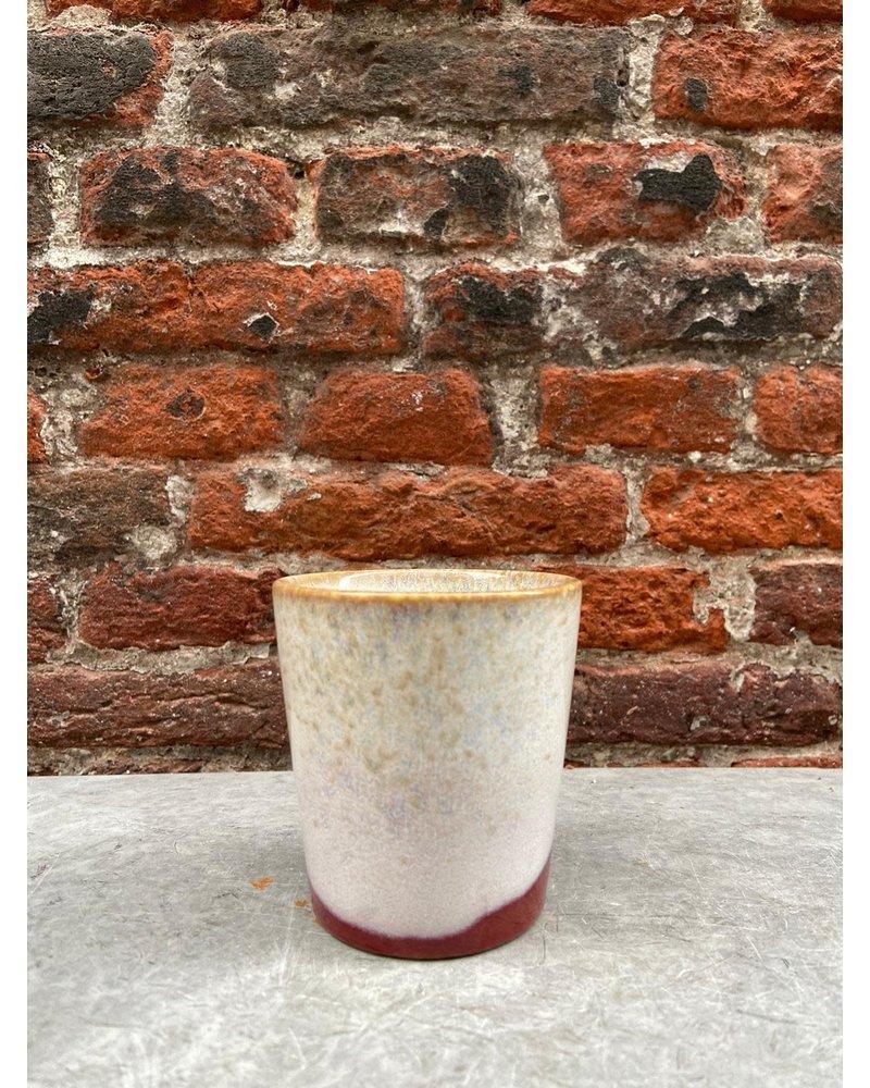 HK living HK living Ceramic 70's Mug  'Frost'