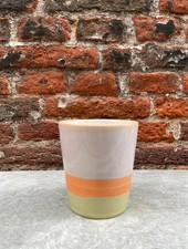 HK living Ceramic 70's Mug  'Saturn'
