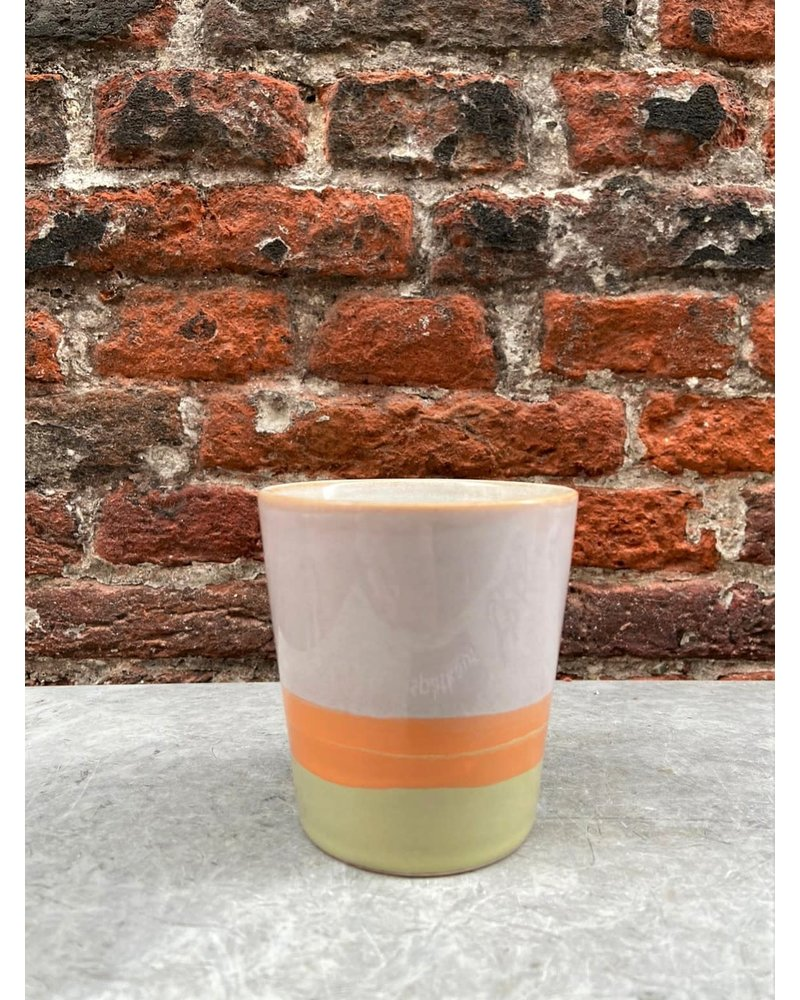 HK living HK living Ceramic 70's Mug  'Saturn'